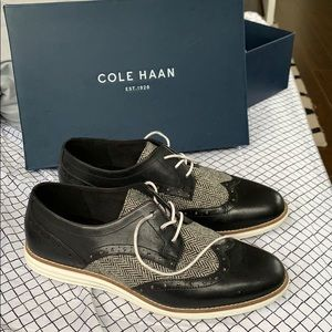 Cole Haan Original Grand Wingtip.